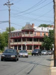 The Deer Park Hotel, Newark Delaware. (Uploaded by Ann Stegner Gladwin)