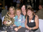 Lynn Moran, Ann Stegner, Betsy Lambert, and Claudia Reese at the Newark Country Club Dinner and Dance! (Uploaded by Ann