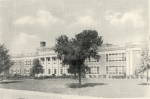 Newark High School circa 1941  Academy Street, Newark (Uploaded by Mike Dutton)