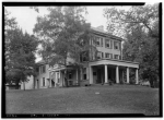 Cooch house circa 1936. (Historic photo found on Internet - Uploaded by Mike Dutton)