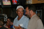 Deer Park Reunion - John Dollins and  Rob Petrucci conversing! (Uploaded by Rhonda Machulski Brown)