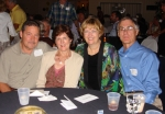 Jim and Betsy (Eppes) McDonough, Gregg & Nancy (Hawthorne) Wilson together at the Deer Park! (Uploaded by Barb Shelton M