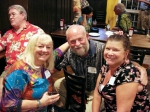 Barb Shelton Moody, Wayne Hurd and Linda Marcantonio Stanton at the Deer Park! (Uploaded by Barb Shelton Moody)